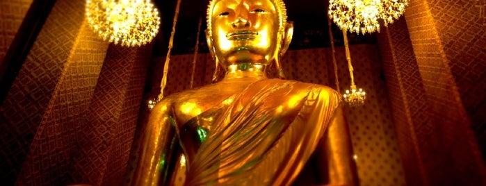 Wat Kalayanamitr is one of Bangkok 曼谷.