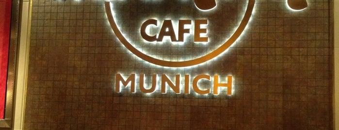 Hard Rock Cafe Munich is one of Restaurants in München.