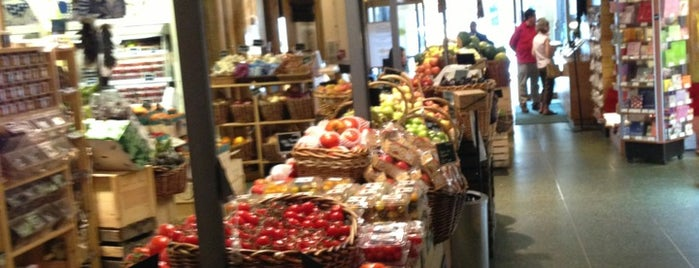 Eataly NYC is one of The Hit List.