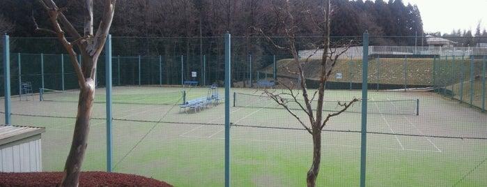 矢板運動公園 テニスコート is one of Tennis Court relates on me.