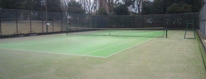 清原工業団地管理センター テニスコート is one of Tennis Court relates on me.