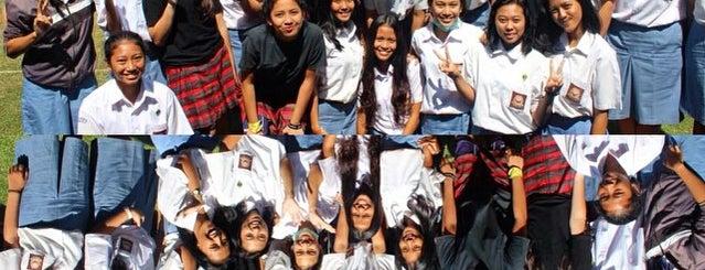 SMA Stella Duce 2 Yogyakarta is one of Visited Places in Yogyakarta :).