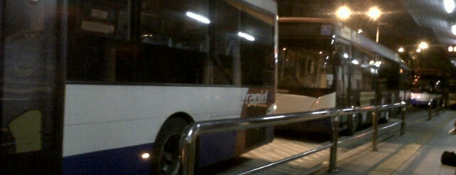 Bus Stop Seksyen 2 is one of owning..haha.