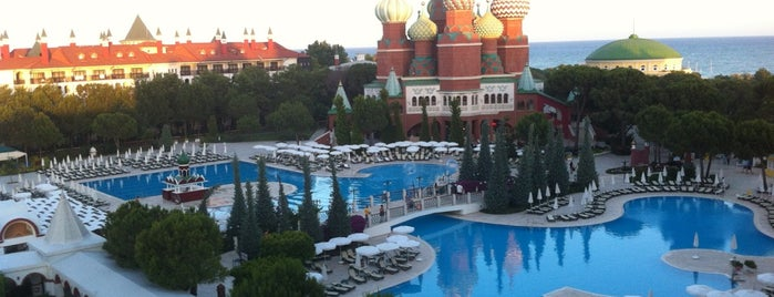 WOW Kremlin Palace is one of Turkiye Hotels.
