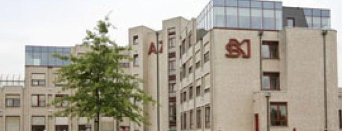 Algemeen Ziekenhuis Sint-Maria is one of A local's guide: 48 hours in Halle, Belgium.