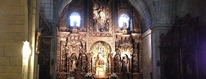 Igrexa de Santo Domingo is one of Best of Ourense ❤.