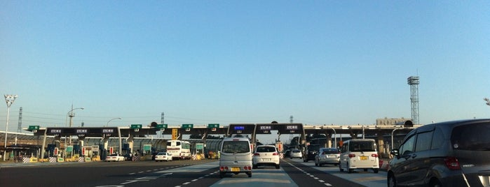 Niiza Toll Gate is one of 高速道路.