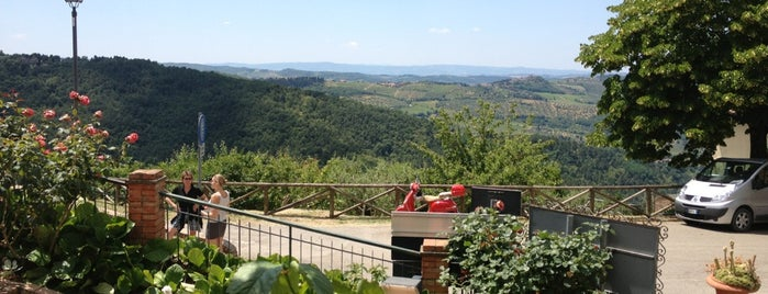 Ristoro Di Lamole is one of Tuscany.