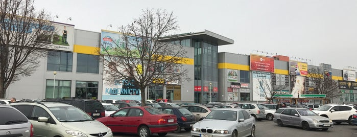 Arkadia Shopping Park is one of MALLS/SHOPPING CENTERS in Slovakia.