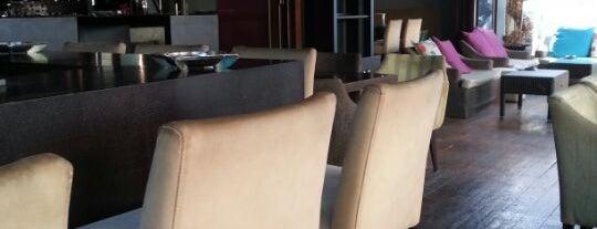 Cafe Bar Gala is one of WiFi keys @ Thessaloniki (East).
