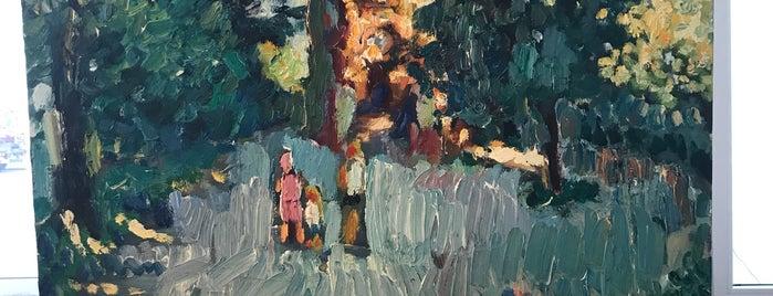 Галерея живописного искусства is one of ВыСтавки.