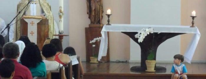 Seminário São José is one of Relíquia de João Paulo II no Rio.