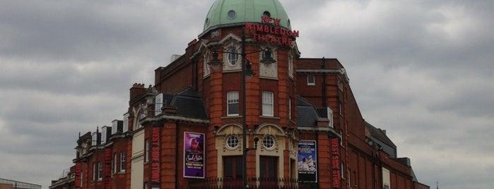 New Wimbledon Theatre is one of Wimbledon walk.