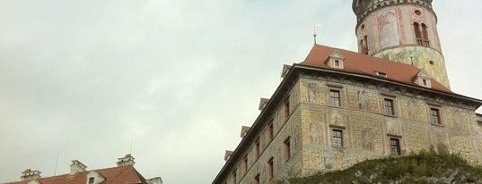 Český Krumlov is one of Надо посетить.