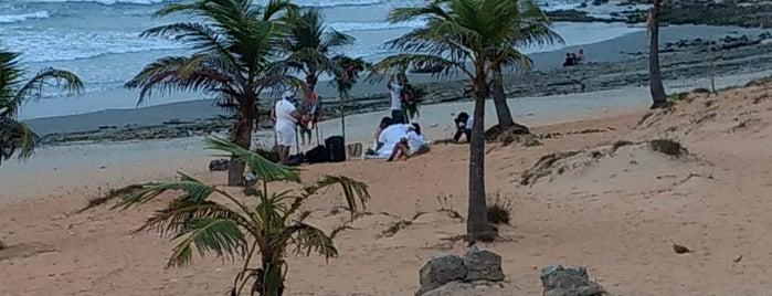 Praia da Malhada is one of BETA#CLUBE.