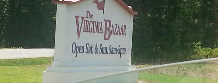 Virginia Bazaar is one of Man vs Food Badge.