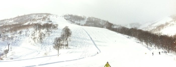Kagura Ski Resort is one of スノボ.