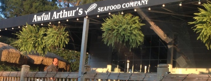 Awful Arthur's Seafood Company is one of Where I've Been.