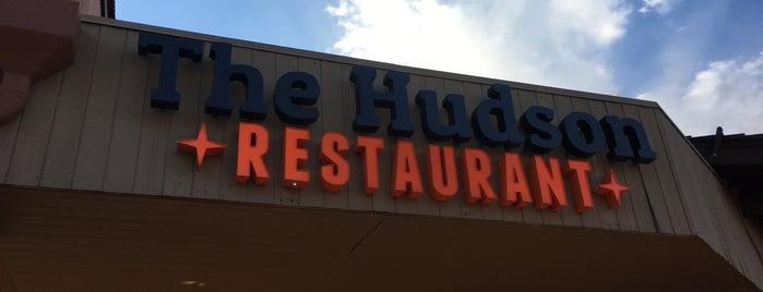 The Hudson is one of Sedona Dinner.