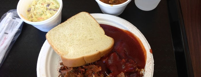 Lil Mickey's Memphis Barbeque is one of Mission: Eat Pulled Pork at every STL BBQ Joint.