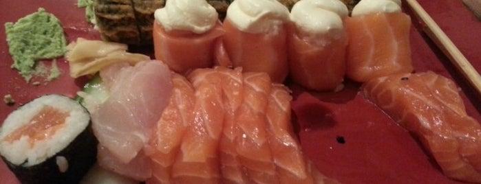 Ícaro Gastronomia is one of Guia Rio Sushi by Hamond.