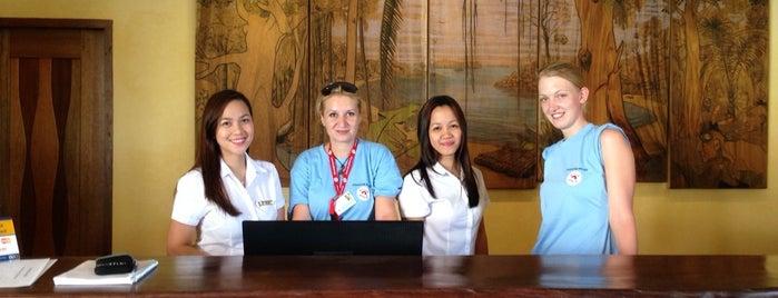 Corto Del Mar is one of Filipinler-Manila ve Palawan Gezilecek Yerler.