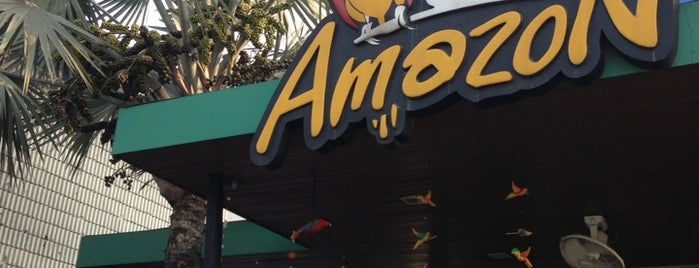 Café Amazon is one of Bkk - Lopburi Way.