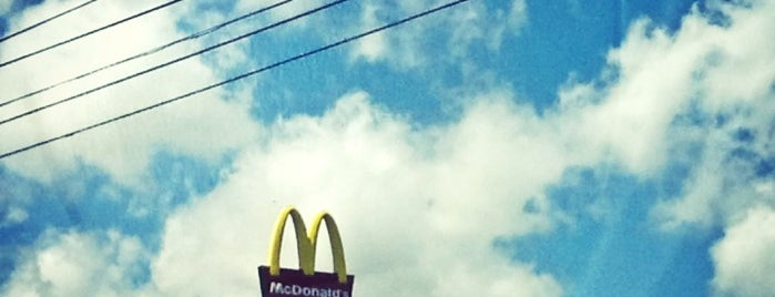 McDonald's is one of Top 10 favorites places in Denpasar, Indonesia.