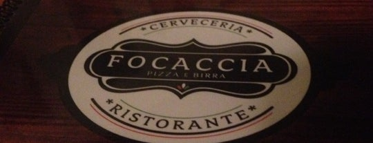 Focaccia is one of Love eat!.
