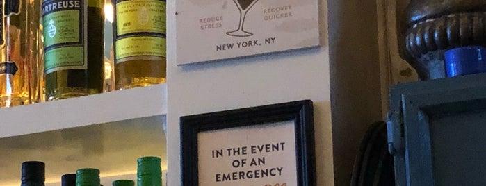 Kind Regards is one of Manhattan 2.
