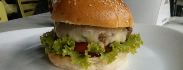 Kangaroo Australian Burger is one of Recife ♥.