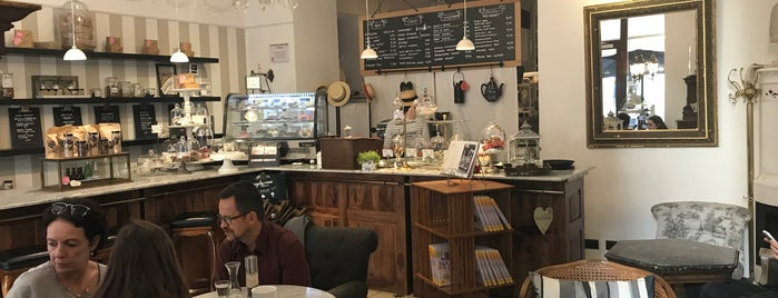 simply raw bakery is one of Gesünder Essen In Wien.