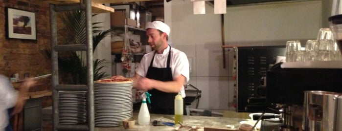 Sodo Pizza Cafe - Clapton is one of Hackney Pizza, yeah!.