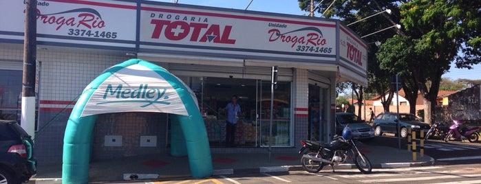 Droga rio is one of em São Carlos.