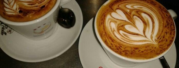 Café Buenos Aires is one of Ruta Barista Málaga.