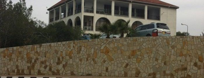 NEU Rektörlük is one of Kıbrıs.