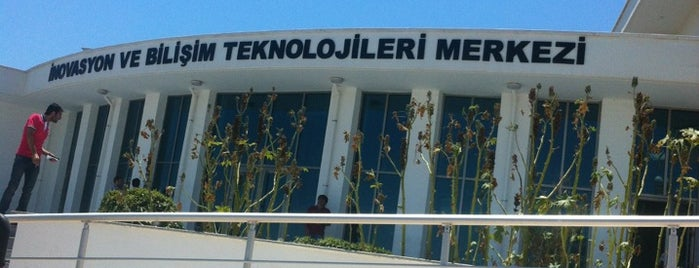 Innovation & Information Technologies Center is one of Kıbrıs.
