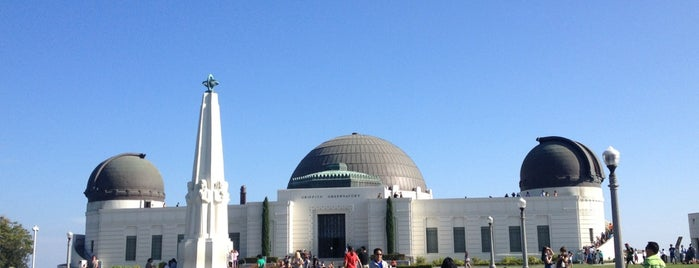 Griffith Observatory is one of 87 Free Things To Do in LA.