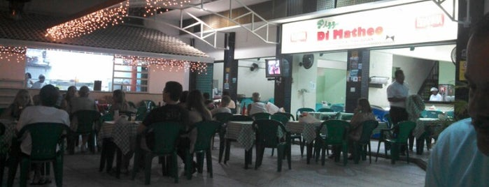 Pizzaria Di Matheo is one of Top 10 restaurants when money is no object.
