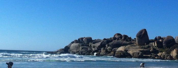 Llandudno Beach is one of South Africa.