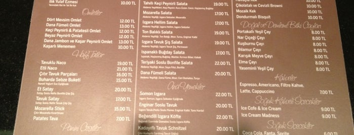 Boxer Cafe is one of Sarıyer - Emirgan Cafeler.