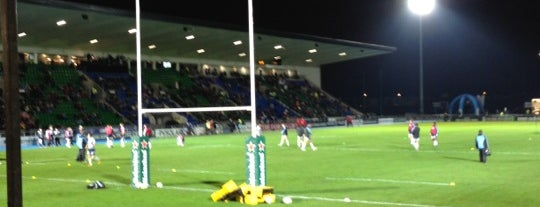 Scotstoun Stadium is one of UK & Ireland Pro Rugby Grounds.
