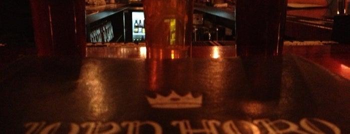 Lord Hobo is one of Boston's Best Beer Bars.