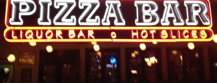 Pizza Bar is one of KCI.
