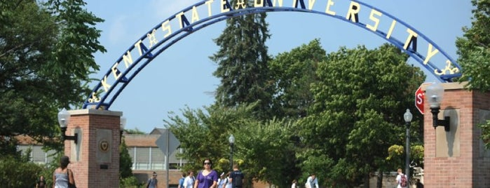 Kent State University is one of NCAA Division I FBS Football Schools.