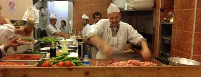 Şeyhmuz Kebap Salonu is one of ass.