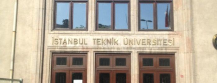 İstanbul Teknik Üniversitesi is one of elif*.