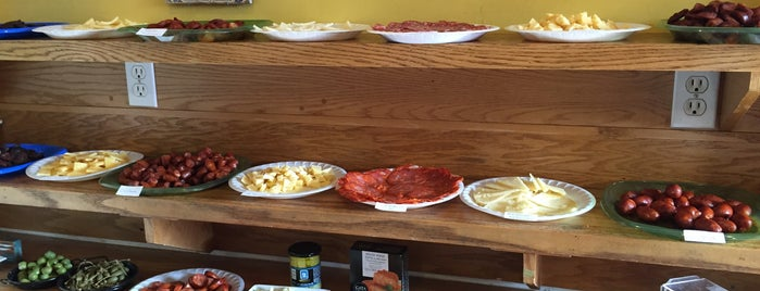 Despana Brand Foods is one of NYC restaurants - Kottke's favs.