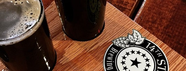14th Star Brewing Co is one of New England Breweries.
