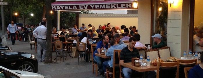 Hayela Leziz Ev Yemekleri is one of LOKANTA.